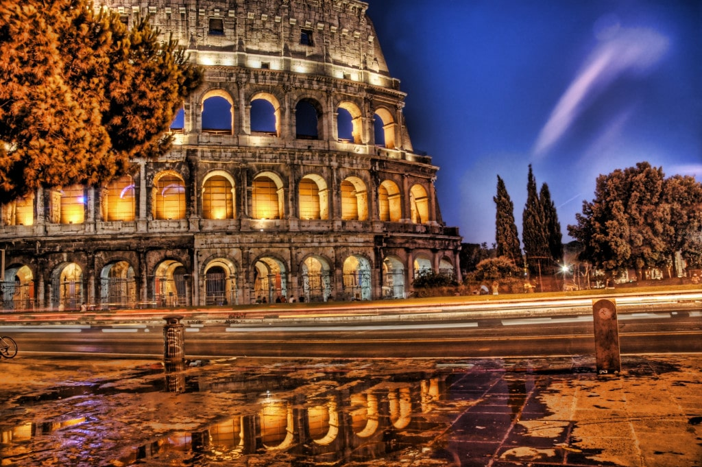 Colossseo   Courtesy of Trey Ratcliff