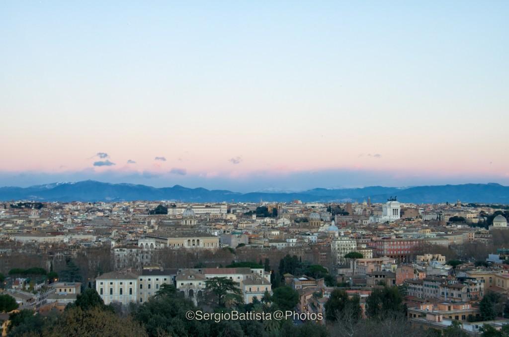 Gianicolo Hill   Courtesy of Sergio Battista