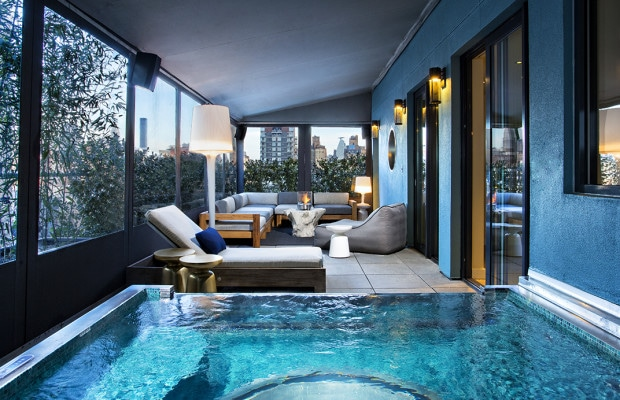 """New York's Dream Downtown Hotel unveils new """"Guesthouse ..."""