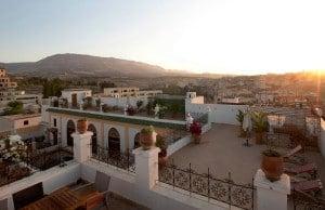 Palais Amani in Fez, Morocco