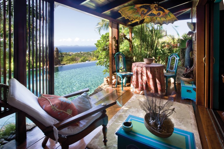 Mandalay Estate in Mustique Island