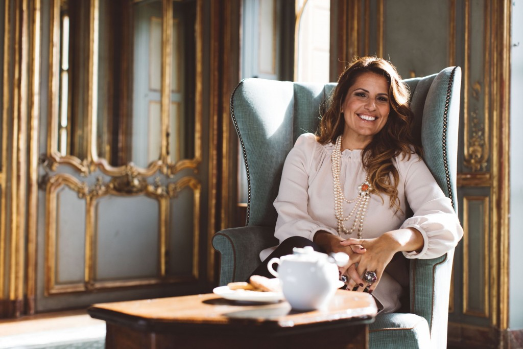 Paola Diana, mother, author and woman entrepreneur