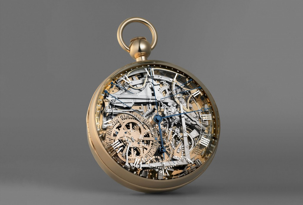 "The Breguet Grande Complication ""Marie-Antoinette"" tin"