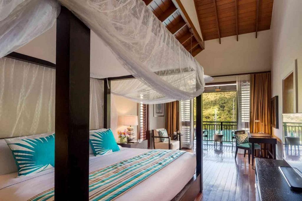 Capella Marigot Bay Resort and Marina - Penthouse Suite