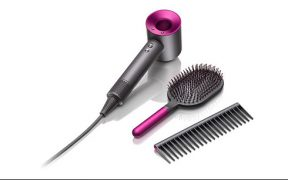 Supersonic Hair Dryer Gift Edition Set by Dyson beauty gadget