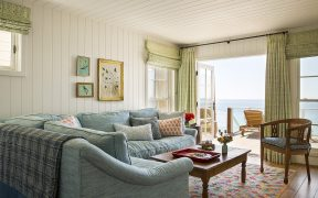 Christine Markatos Design, Malibu Cottage