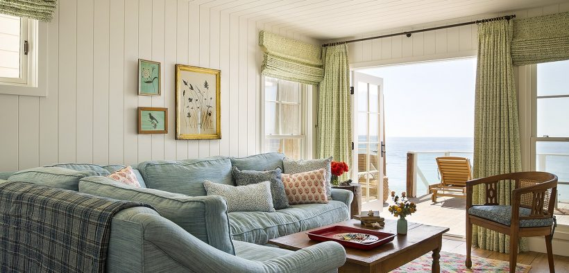 Christine Markatos Design, Malibu Cottage