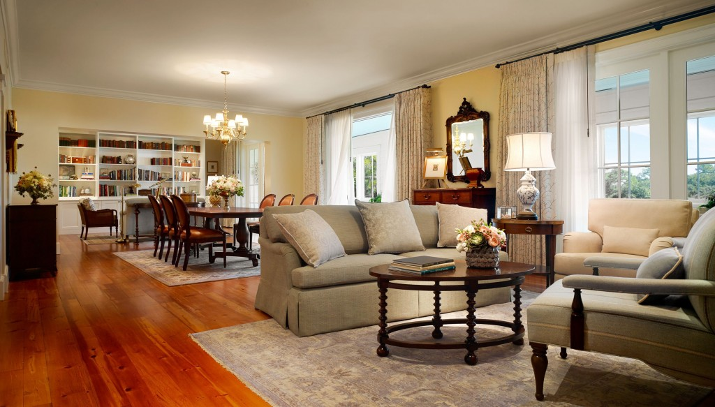Inn Presidential Suite at Montage Palmetto Bluff
