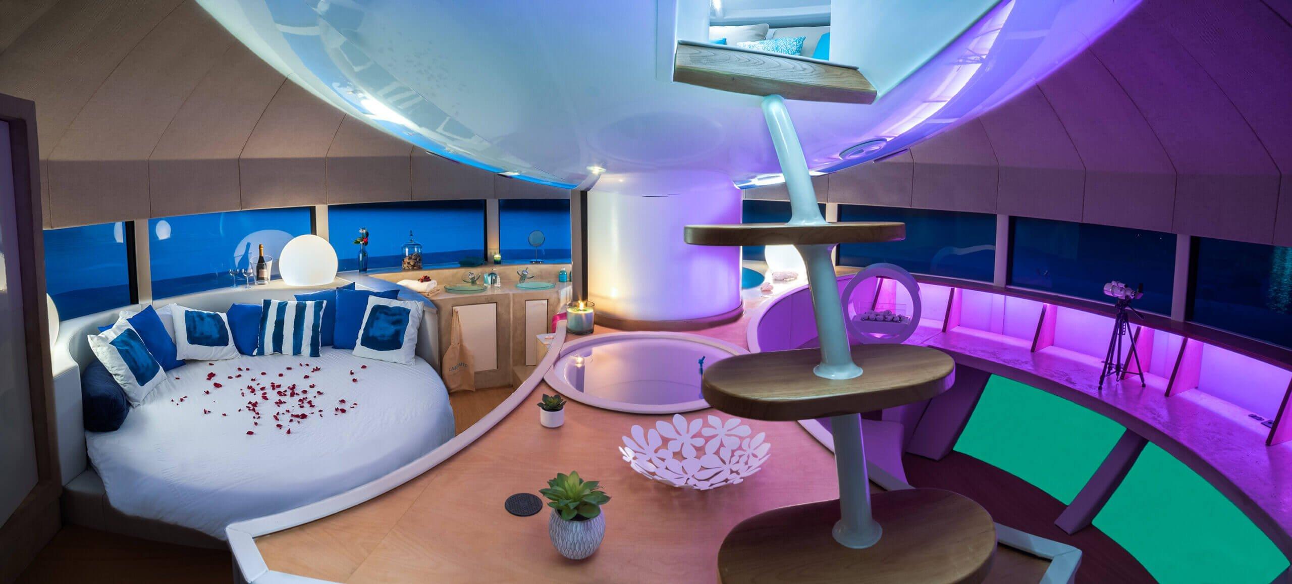 Athenae floating hotel
